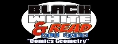 Black, White and Read All Over Logo
