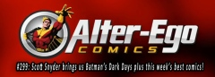 Alter Ego Comics TV