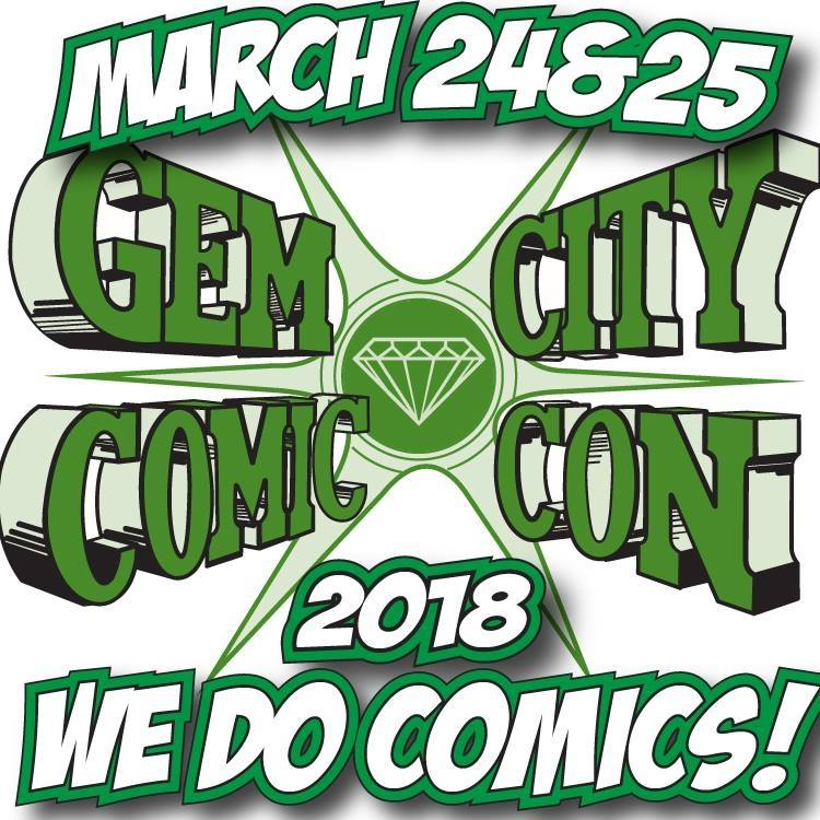 Gem City Comic Con 2018